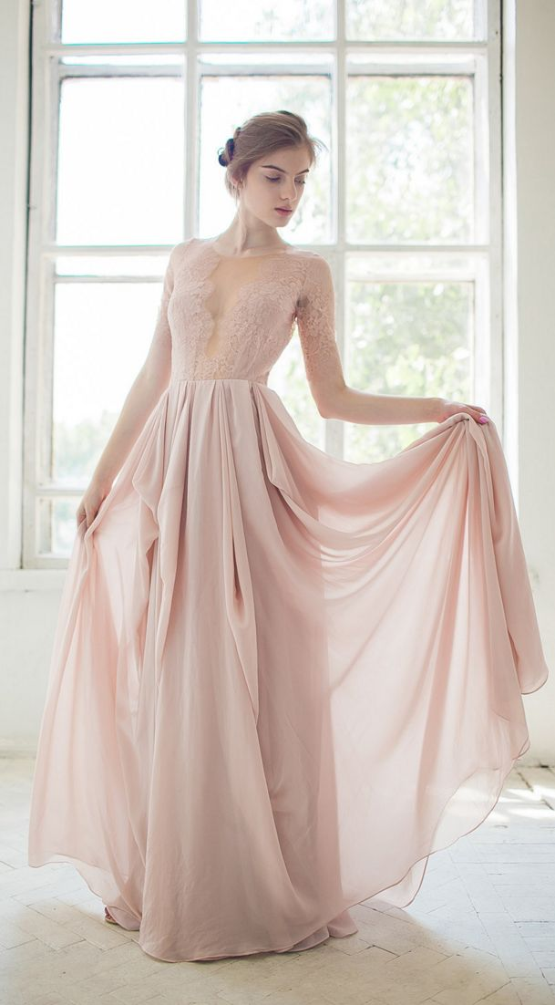 Blush wedding gown 1000 ideas about blush wedding dresses on emasscraft org junglespirit Choice Image