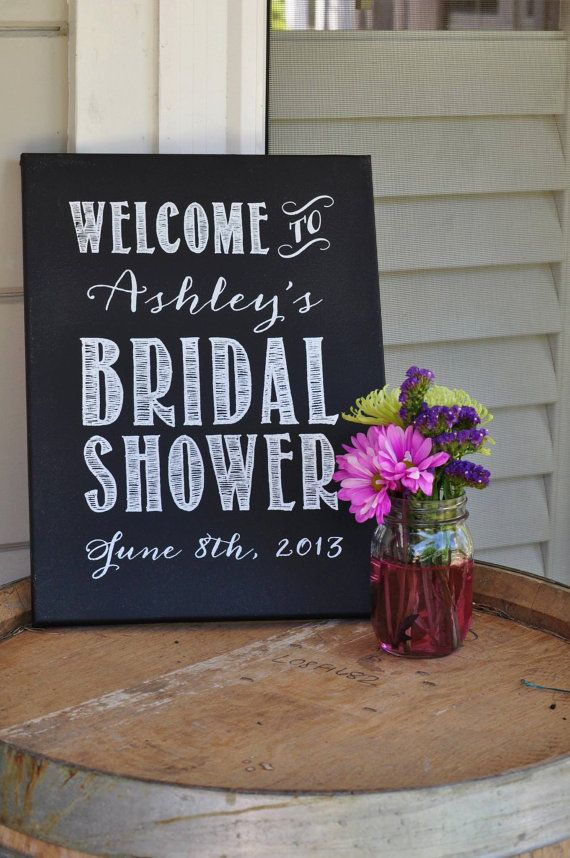 1000 Ideas About Bridal Shower Signs On Emcraft Org