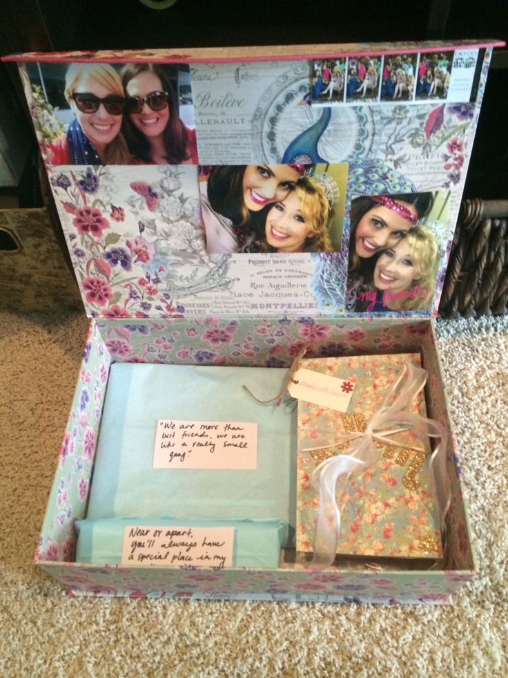 Bridesmaid Gift For Bride On Wedding Day