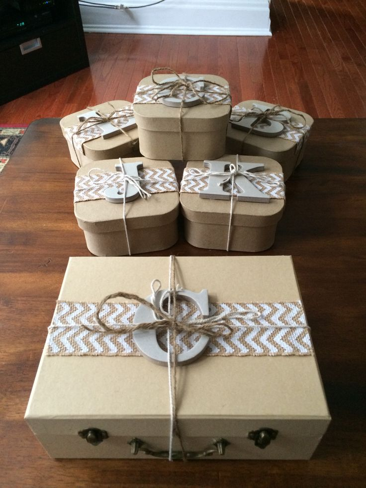 1000 Ideas About Bridesmaid Gift Boxes On Emasscraft Org