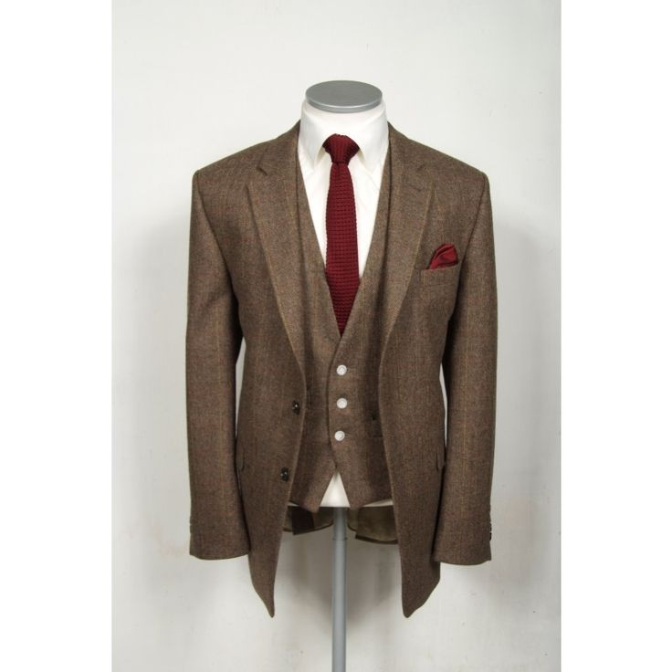 Brown Suits For Wedding - Go Suits
