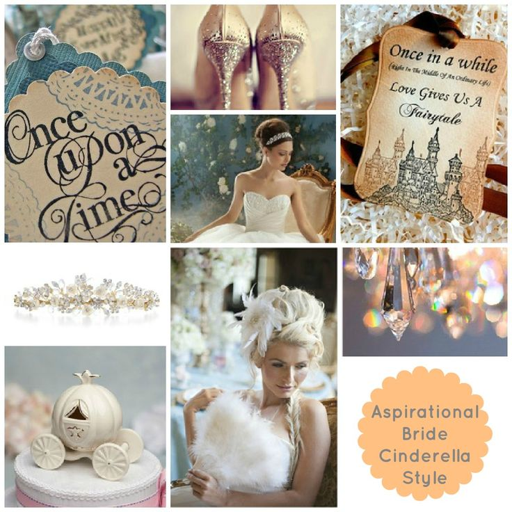 Cinderella Wedding Theme Ideas: Cinderella Wedding Ideas