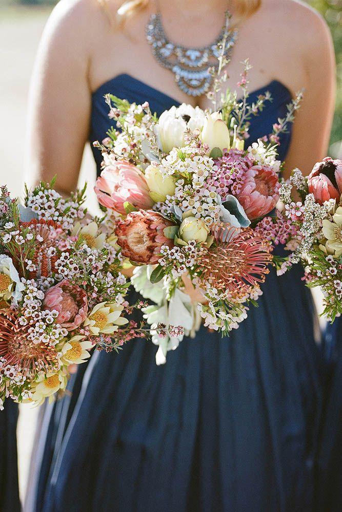 Fall Wedding Flowers Ideas