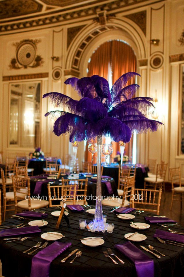 Feathers Wedding Centerpieces Image Collections Wedding Decoration