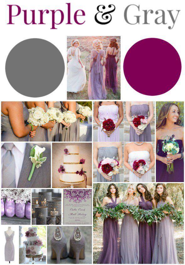 1000 Ideas About Grey Purple Wedding On Emcraft Org