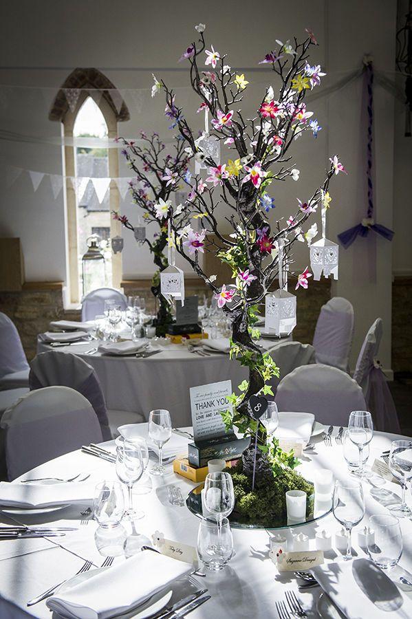 Tree Wedding Table Centerpieces Images Decoration Ideas