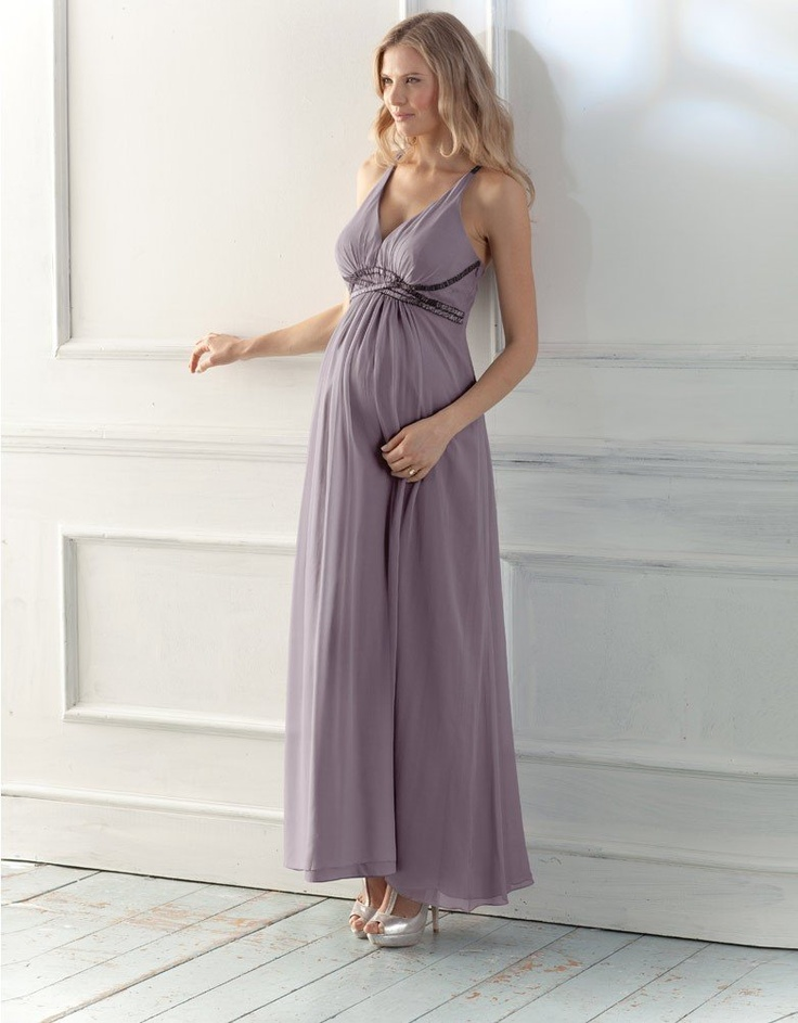 Pregnant Wedding Guest Outfit