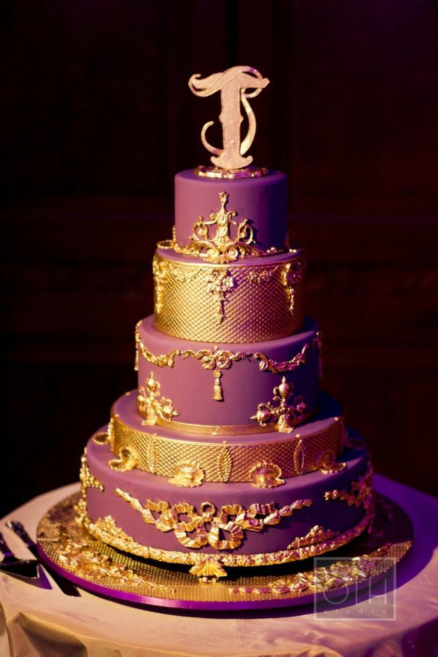 Emejing Purple And Gold Wedding Ideas Pictures - Styles & Ideas ...