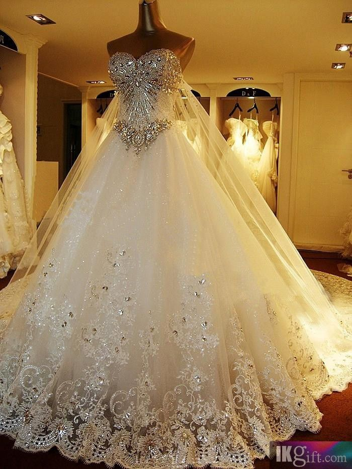1000 Ideas About Rhinestone Wedding Dresses On Emasscraft Org ...