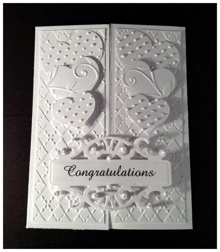 Wedding Card Ideas To Make: Homemade Wedding Cards