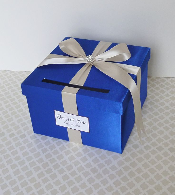 Wedding Cash Box Ideas