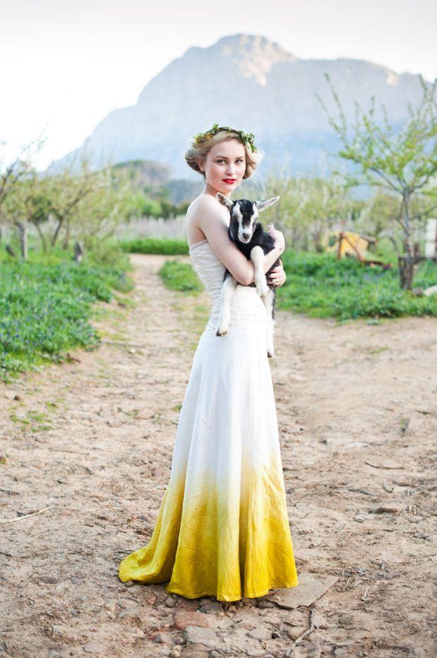 White and yellow wedding dress 1000 ideas about yellow wedding dresses on emasscraft org junglespirit Choice Image