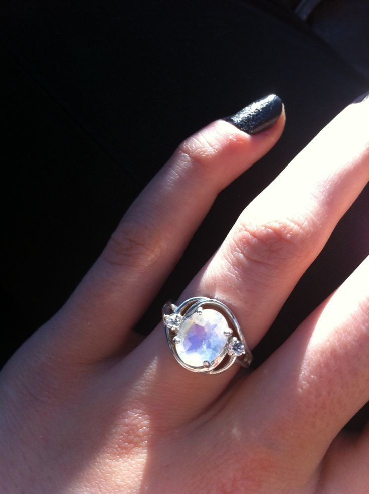 moonstone wedding ring on storenvy 1000 images about accessories galore on emasscraft org - Moonstone Wedding Ring