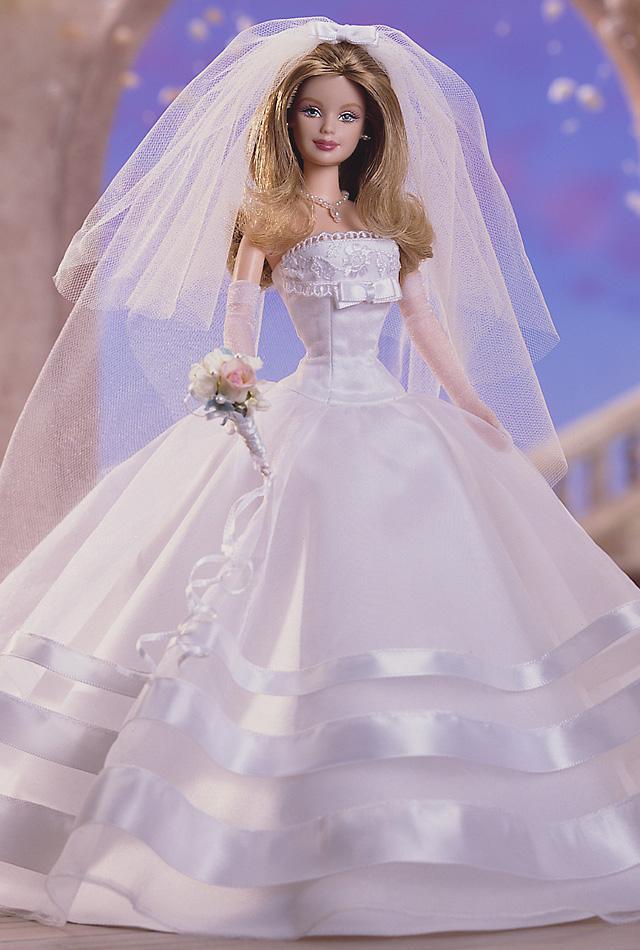 Wedding Barbie. Barbie Wedding Dress Designs. Millennium Wedding ...