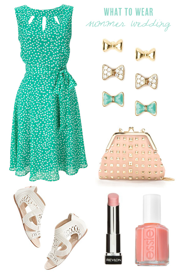 Dress To Wear To A Summer Wedding