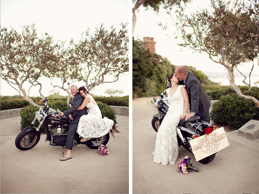 Harley Davidson Wedding Ideas