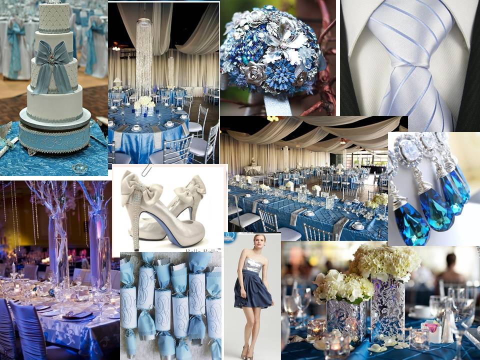 Blue and silver winter wedding ideas 1000 images about ice themed wedding on emasscraft org ice blue silver wedding colors reception junglespirit Image collections