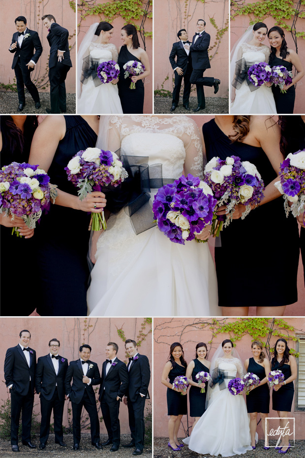 1000 Images About Purple Silver White Wedding On