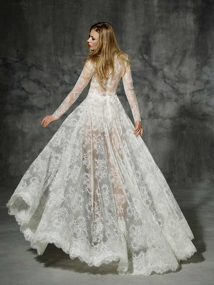 Tznius Wedding Dress