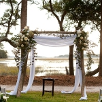 Outdoor Wedding Altar Ideas