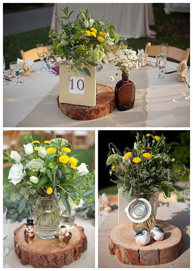 Backyard Wedding Centerpiece Ideas Image collections - Wedding ...