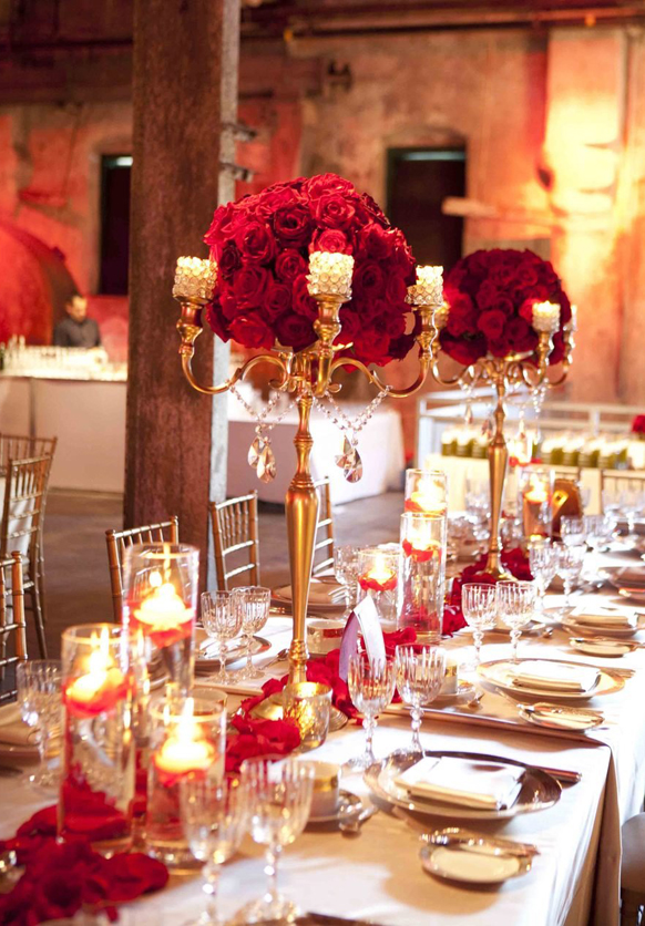 Red and gold wedding ideas for Red gold wedding ideas