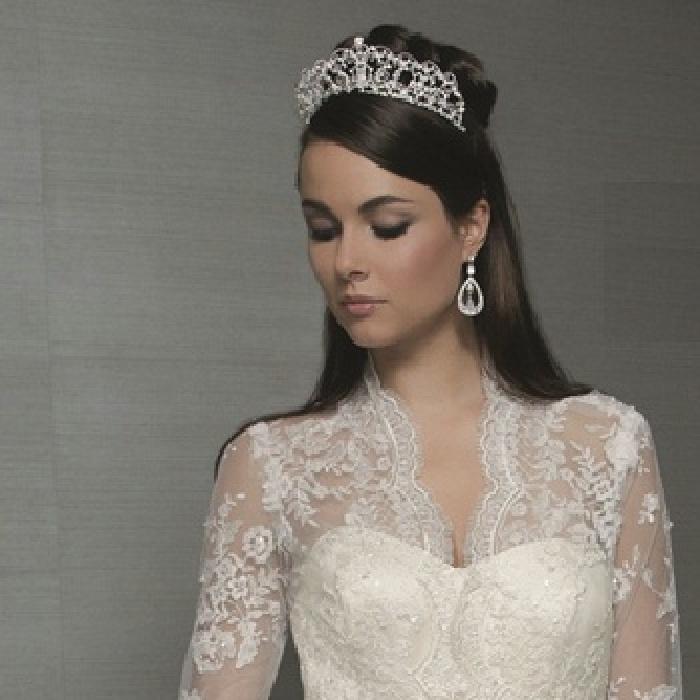 Tiara Wedding Veils