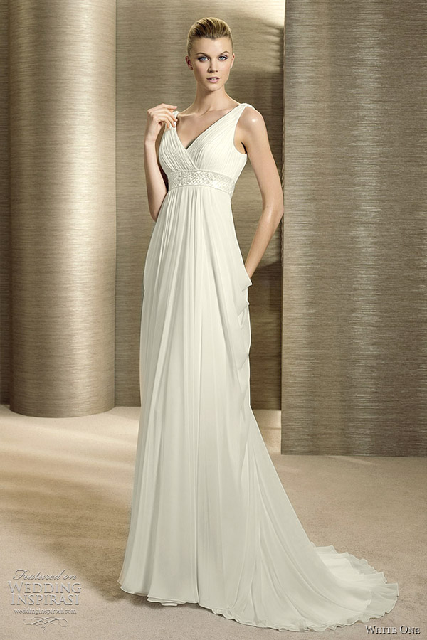 Simple grecian wedding dress 1000 images about wedding dresses on emasscraft org junglespirit Image collections