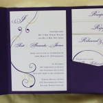 Wedding Invitation Insert Ideas