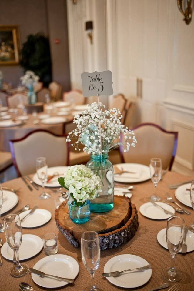 Canning Jar Centerpieces Wedding Gallery - Wedding Decoration Ideas