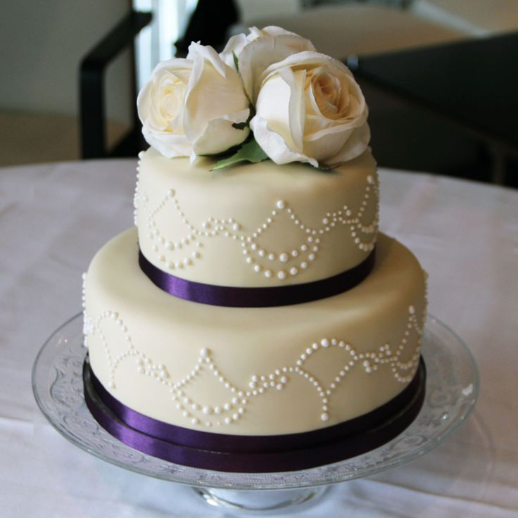 2 Tier Wedding Cakes On With 1000 Ideas About Two