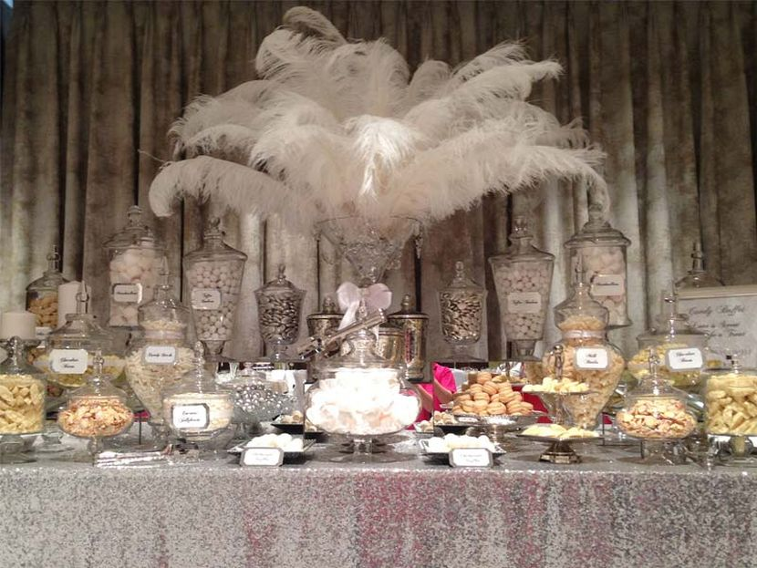 Candy Table Ideas For Wedding