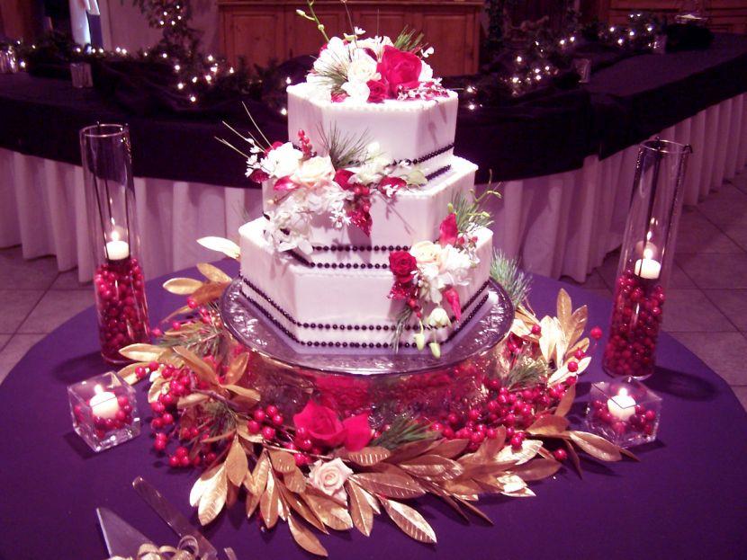 Cake table decoration ideas
