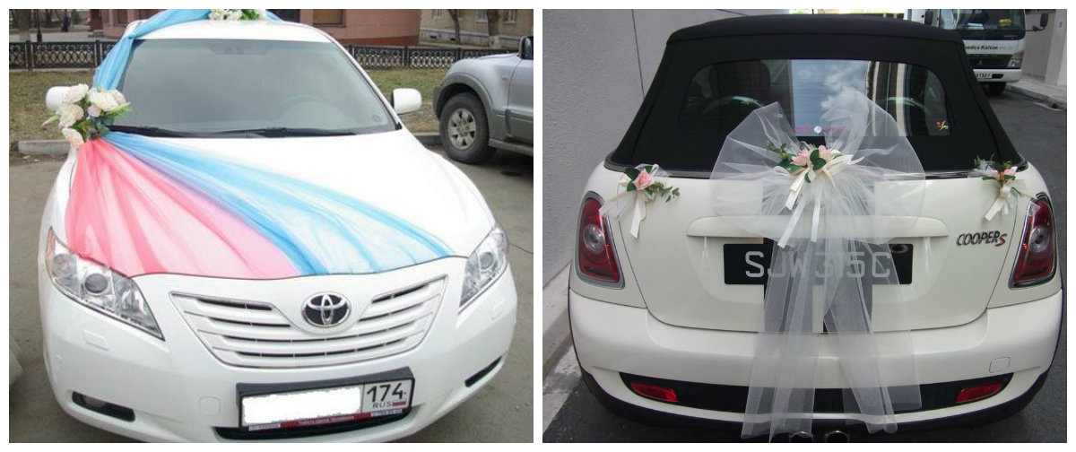 Bridal Car Decoration Ideas How To Arrange Flowers For Bridal Car