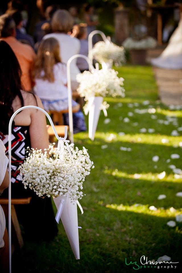 White Shepherd Hooks For Weddings | Wedding Tips and Inspiration