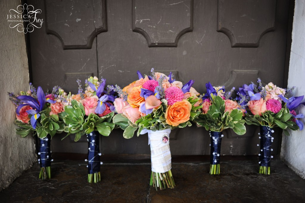 All Kinds Of Wedding Bouquets From 2011 Popular Orange Purple Flowers