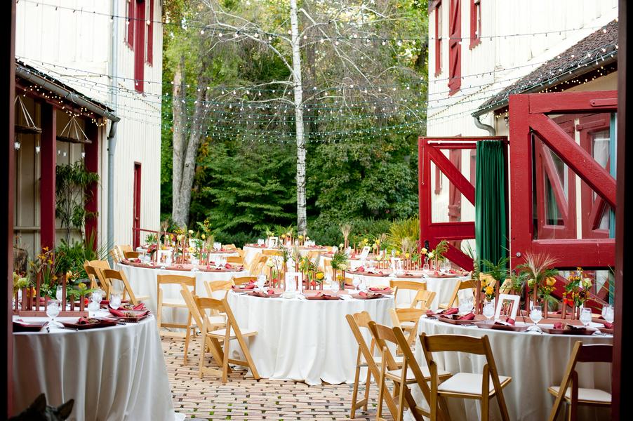Casual Wedding Reception Ideas Wedding Decor Ideas