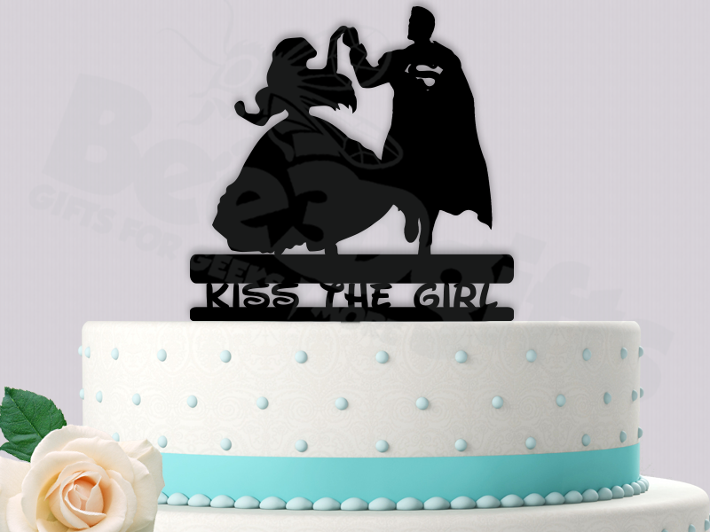 Superman Wedding Cake Topper Cakes Ideas And