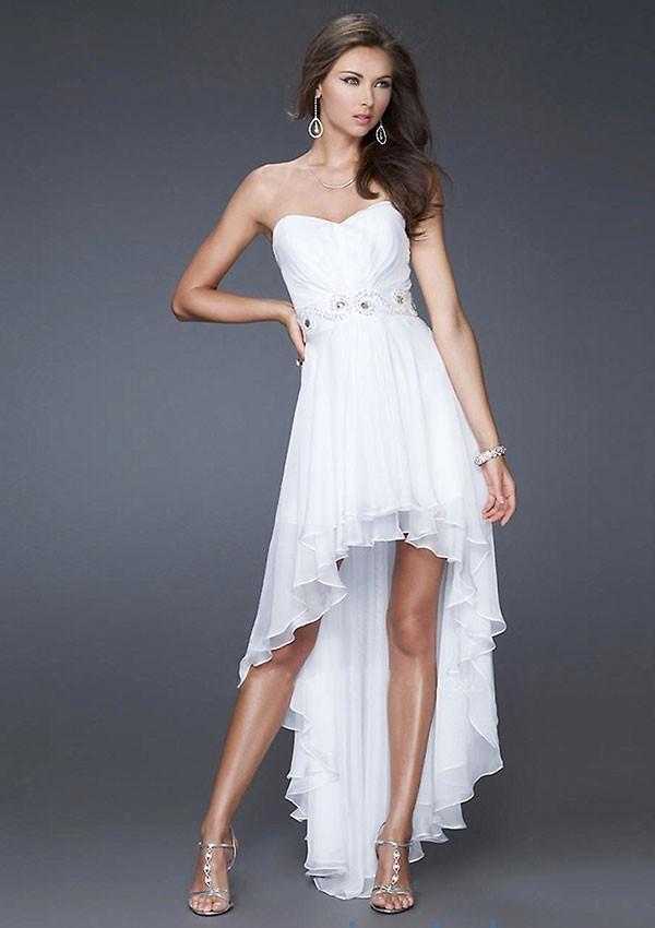 Funky Asymmetrical Wedding Gowns Images - Wedding Dresses & Bridal ...