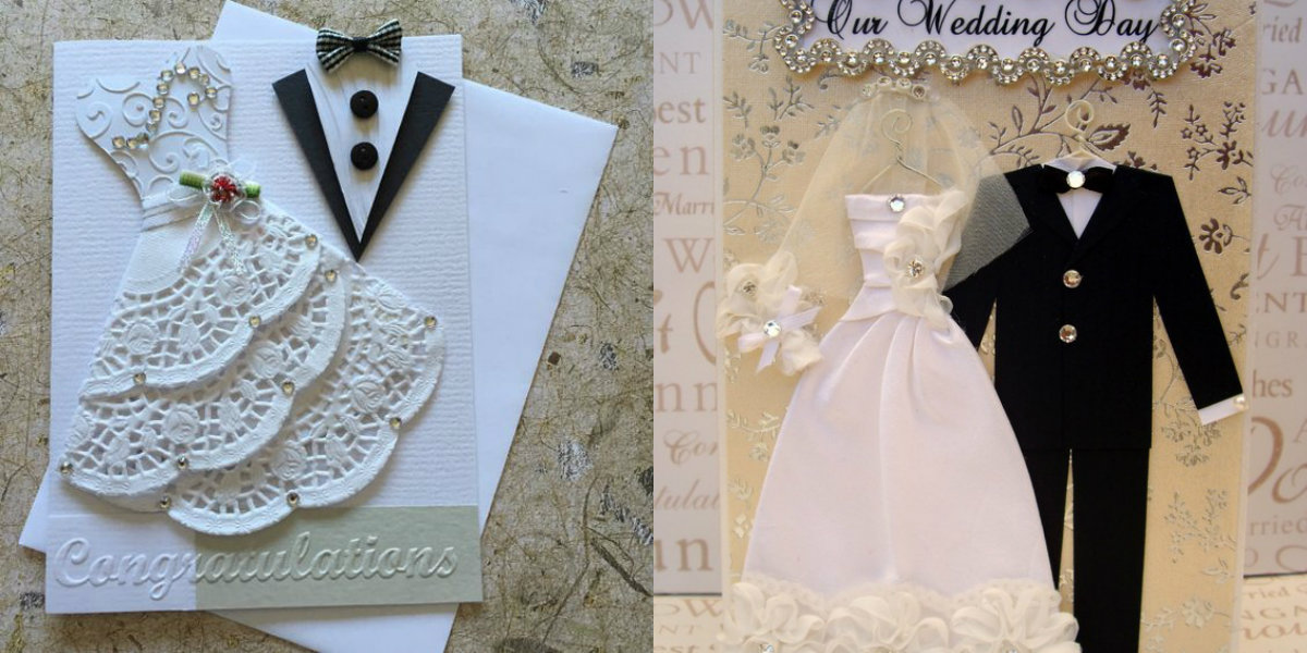 Homemade Invitations Wedding: Creative Homemade Wedding Invitations