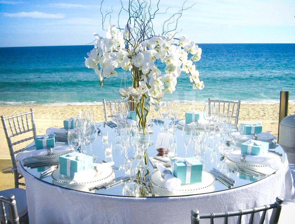 Beach Themed Centerpieces For Weddings