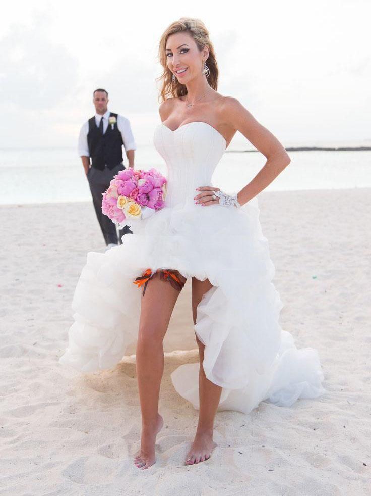 Beach Themed Wedding Dresses Promotion Emasscraft