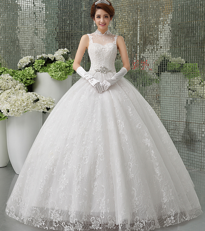 Chinese Wedding Gowns: Chinese Wedding Gown