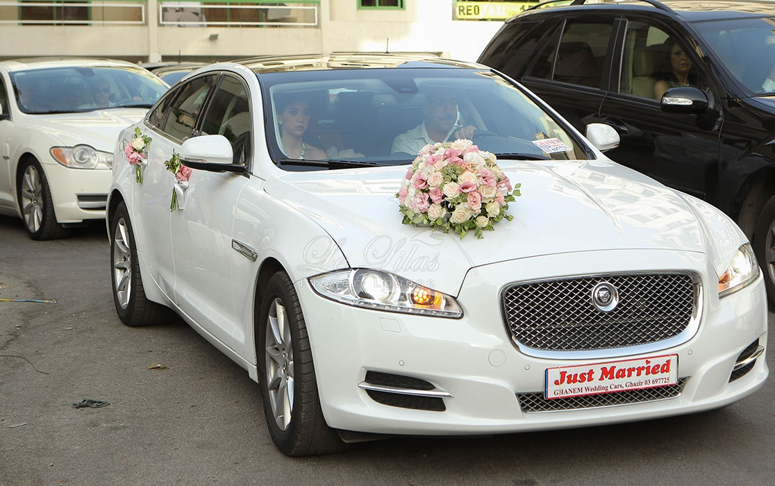 Car decoration for wedding for Automotive decoration