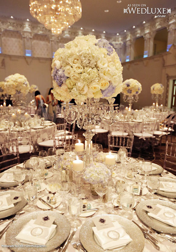 Chandelier centerpieces for weddings aloadofball Images