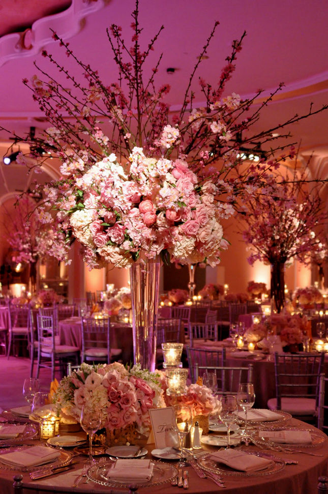cherry blossom decorations for a wedding cherry blossom wedding decorations 2773