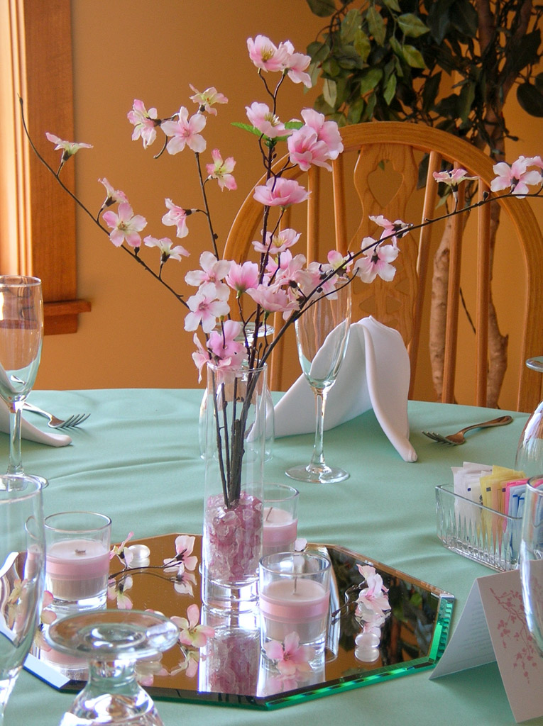 Cherry Blossom Wedding Decorations