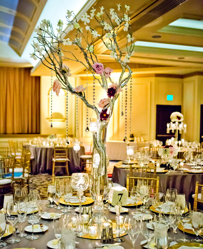 Elegant Wedding Reception Decoration: Elegant Wedding Reception Ideas