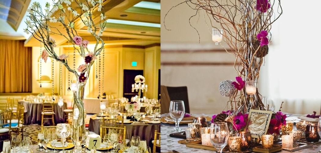 Classy wedding decoration ideas chic and elegant wedding reception ideas junglespirit Image collections