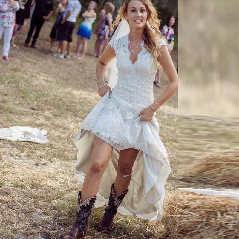 Country chic wedding dress for Country sheek wedding dresses